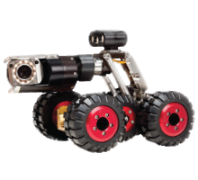 Pipeline Inspection Camera Tractor
