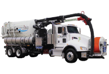 Vactor 2100 Pipeline Cleaning Jet-Vac Truck
