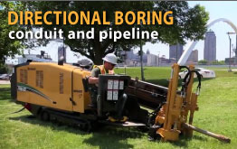 All South Underground – Pipeline Cleaning, Inspection