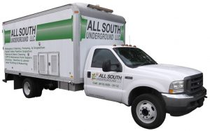 CCTV Pipeline Inspection Truck | All South Underground