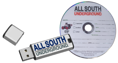 Pipeline Video Inspection Digital Media | All South Underground