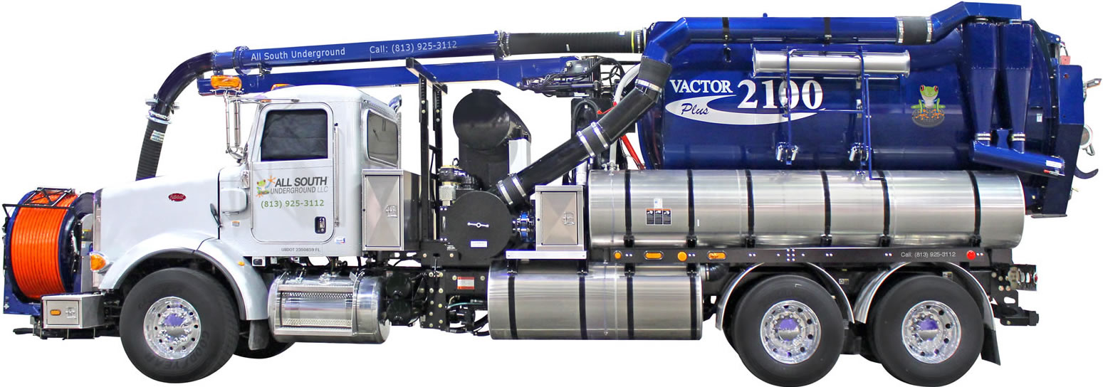 Vactor 2100 | All South Underground