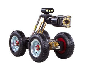 Pipeline Inspection Camera Crawler | All South Underground